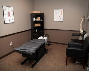 Patient treatment room