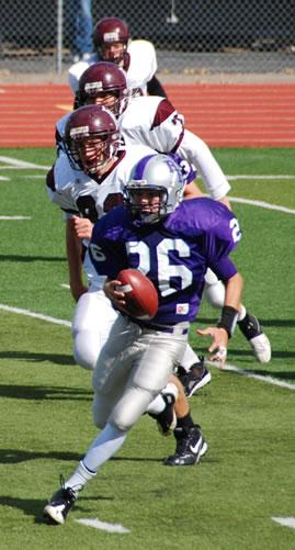 Football: Papillion High School vs. Bellevue East