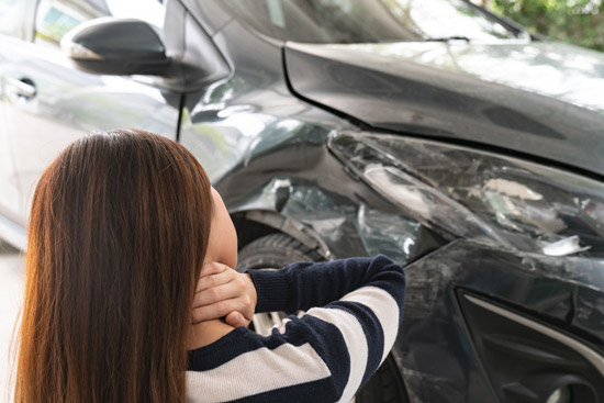 Treatment after a car accident