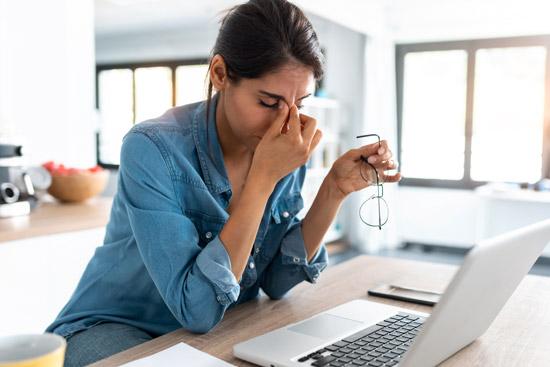 Akridge Chiropractic treats chronic headaches